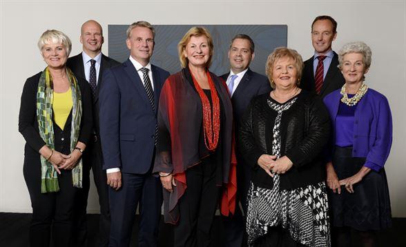 samenstelling bestuur amsterdam